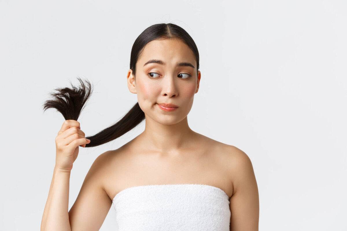 Szybka naprawa wypadania włosów